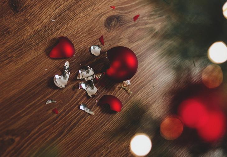trauer zu weihnachten